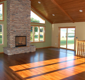 Properly Installed Hardwood Flooring Can Last For Generations With Minimal  Care. Hardwood Floors Look Great In Any Room Of Your House ...