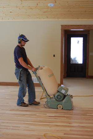 Hardwood Floor Refinishing Oak Maple Birch Hickory Wood - Hardwood floor refinisher