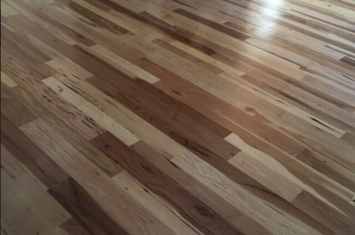 Refinishing Hickory Wood Floors