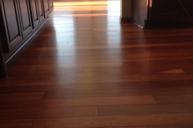 Refinishing Brazilian Cherry Wood Floors Previous Next